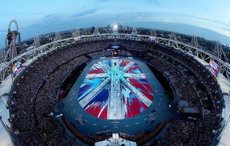 что означает британский флаг