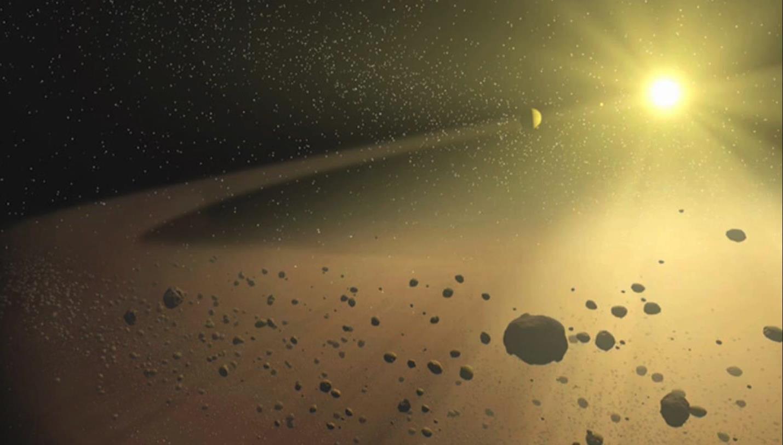 Космическое Раскрытие: Суперземля 246_2