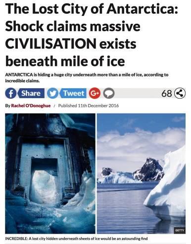 Дэвид Уилкок. Последняя игра 2: Атлантида в Антарктиде и древние инопланетные руины 302_61