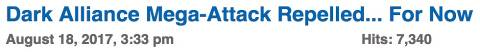 Дэвид Уилкок. Мега-атака Темного Альянса отражена… Надолго ли… 361_14
