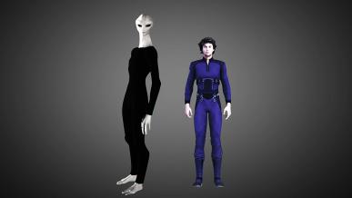 Космическое Раскрытие: Путеводитель по внеземным существам с Кори Гудом 380_34