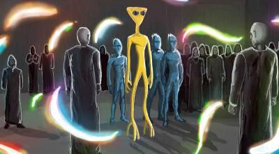 Дэвид Уилкок. Космическое Раскрытие: Прибытие новых Часовых. Интервью с Кори Гудом 4044_12_