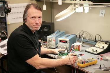 Продвинутая технологическая подготовка – часть I. Интервью Дэвида Уилкока с Питом Питерсоном 439_3