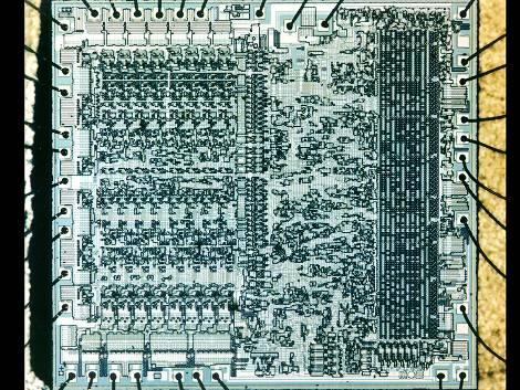 Продвинутая технологическая подготовка – часть I. Интервью Дэвида Уилкока с Питом Питерсоном 439_7