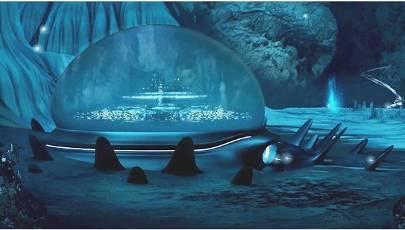 """Космическое Раскрытие – 2: """"Подводная деятельность"""". Интервью Джорджа Нури с Эмери Смитом 473_6"""