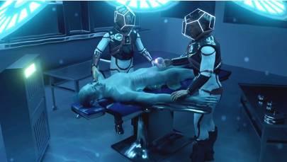 """Космическое Раскрытие – 2: """"Подводная деятельность"""". Интервью Джорджа Нури с Эмери Смитом 473_8"""
