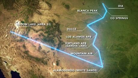 Космическое Раскрытие – 5: Зона 51 и засекреченные подземные сооружения. Интервью Эмери Смита с Джоном Лиром 514_5