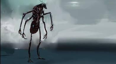 Космическое Раскрытие – 6: Инопланетяне-негуманоиды. Интервью Эмери Смита с Рэнди Крамером 526_2